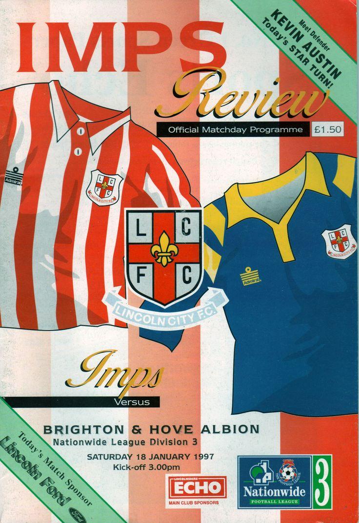 Lincoln City Football Club in Lincoln, Lincolnshire