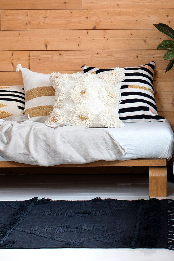 Langdon Ltd woven cushions!