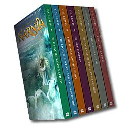 Download the entire Chronicles of Narnia series audiobooks -- for FREE! <<< this is great! I've not read the books before can't wait to listen to these!