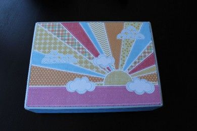 ÁLBUM DE SCRAPBOOKING SKYS THE LIMIT