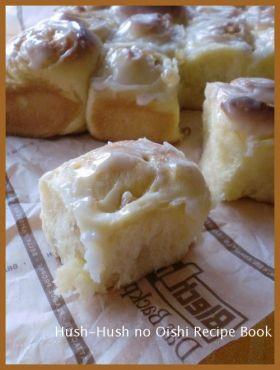 「フィールハニーのスティッキーバンズ♪」Hush−san | お菓子・パンのレシピや作り方【corecle*コレクル】