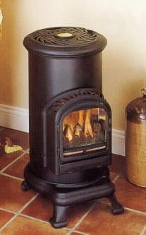 The Thurcroft gas-fired stove