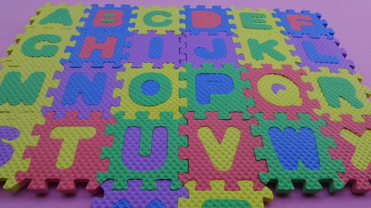 Alphabet (ABC) Puzzle -Education Puzzle -Surprise Toys and Plays