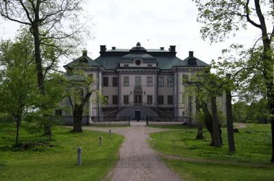 Salsta slott, Sweden