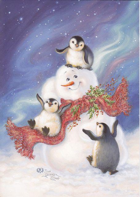 *SNOWMAN...