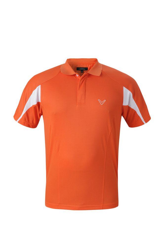 2017 new summer men's t-shirt men's Golf sportswear short-sleeve Breathable Quick Dry Golf sport POLO shirt  6 colors