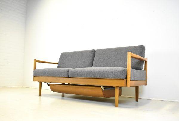 Sofa Knoll Stella Daybed Vintage Mid Century Danish Design 60er Sofas Daybeds 890 00 Sofa Produkt