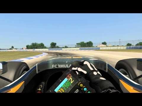 rFactor 2 : Formule 2 sur Sebring
