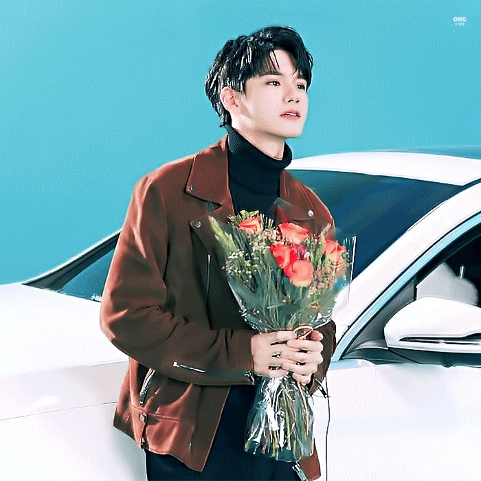 Wanna One Ong Seong Woo