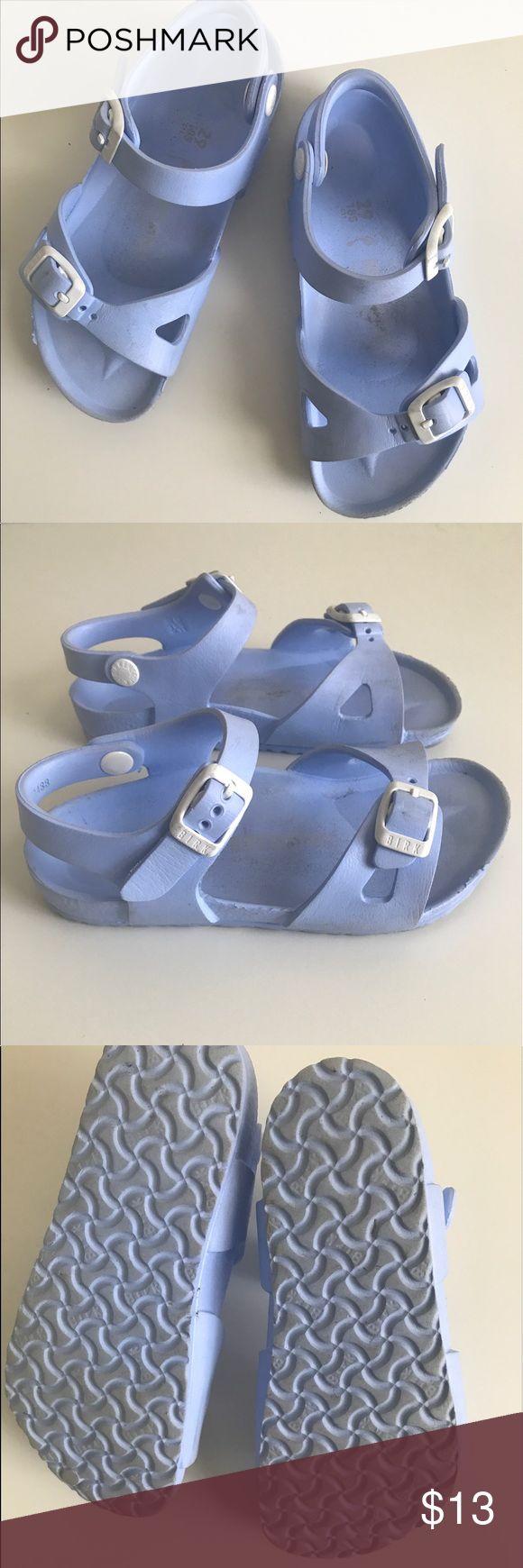 Birkenstock Rio Kids Essentials Size 11 • GUC • Water-friendly • Retail for $29.95 Birkenstock Shoes Sandals & Flip Flops