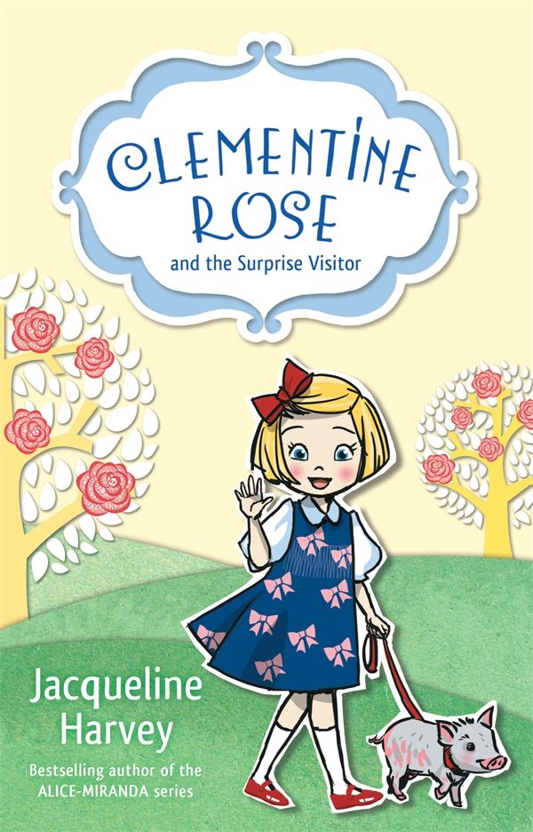 A gorgeous new series for girls from the bestselling author of the Alice-Miranda series.