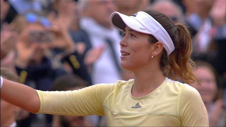 Garbiñe Muguruza campeona de Roland Garros 2016