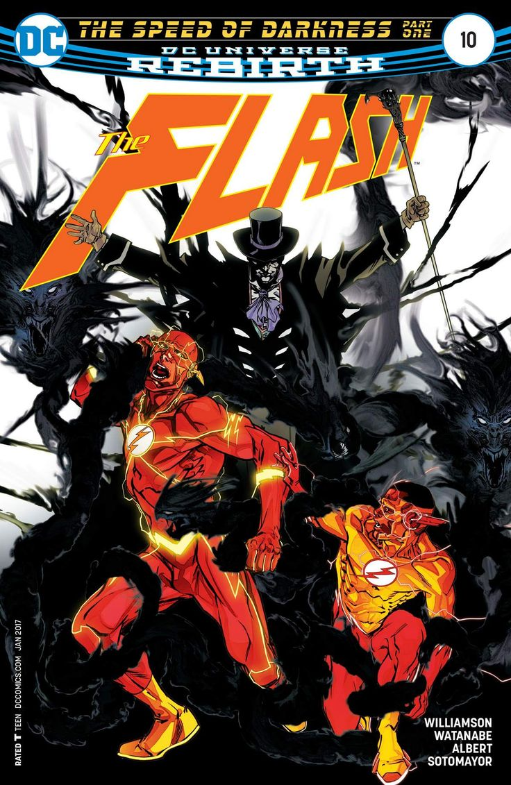 Read The Flash 2016 Issue 10 online | Read The Flash 2016 online | Read Comic Books Online Free