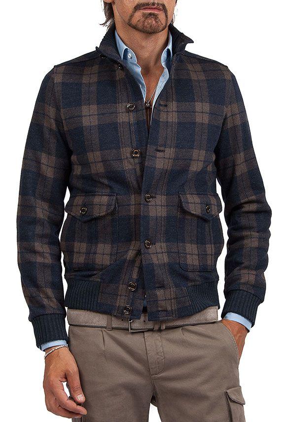 Groppetti Luxurystore CARDIGAN - Abbigliamento - Uomo #eleventy