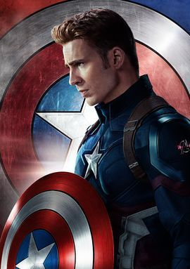 Captain America - Marvel Cinematic Universe Wiki - Wikia - visit to grab an unforgettable cool 3D Super Hero T-Shirt!