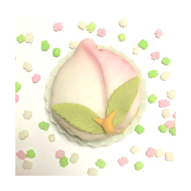 peach kasutera #嫁いでから知ったこと #桃カステラ #長崎 #雛祭り #ひなまつり #ひな祭り #3月3日  #カステラ #peach #kasutera #金平糖