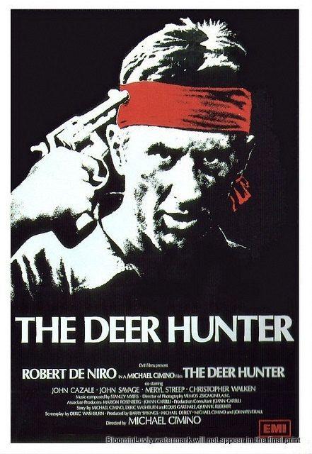 The Deer Hunter. Il cacciatore di Michael Cimino con Robert De Niro