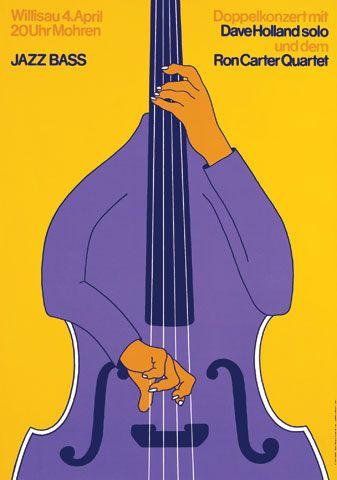 Niklaus Troxler – Jazz Bass
