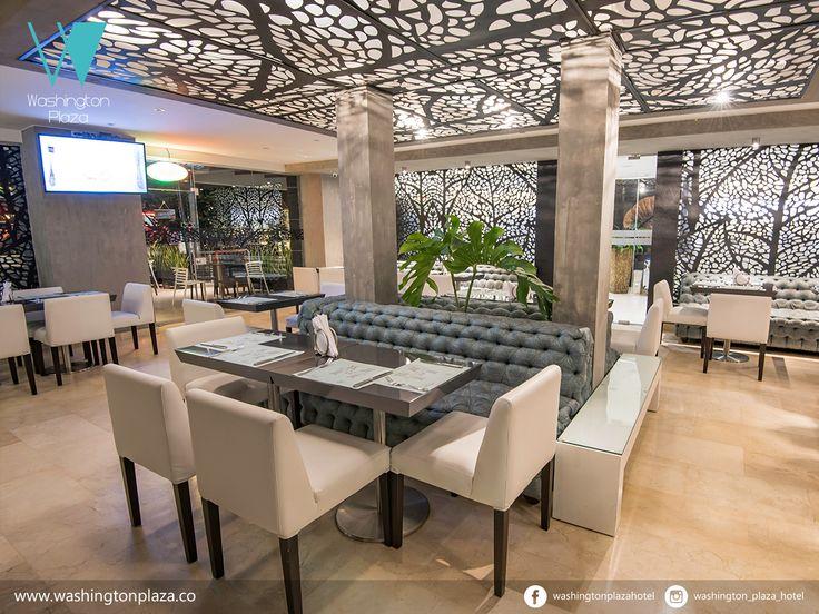 Inicia el día con un delicioso bufé de desayuno o disfruta de platos típicos del caribe colombiano en nuestro restaurante http://bit.ly/2gbXEhD