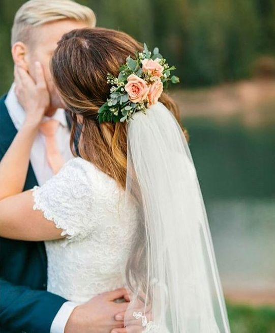 Encontre este Pin e muitos outros na pasta Wedding Hairstyles de Wedding Hairstyles.   – frisuren hochzeit