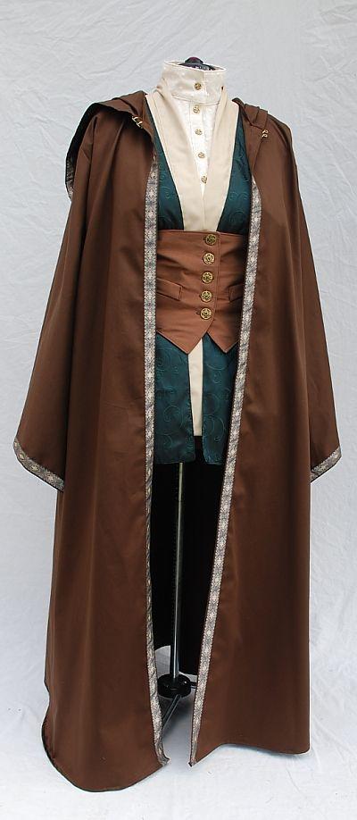 Steampunk Jedi Costume