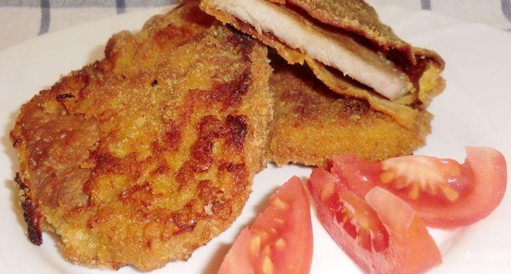 Przepis na smażone mięso z piekarnika: Smażone mięso bez zapachu oleju!