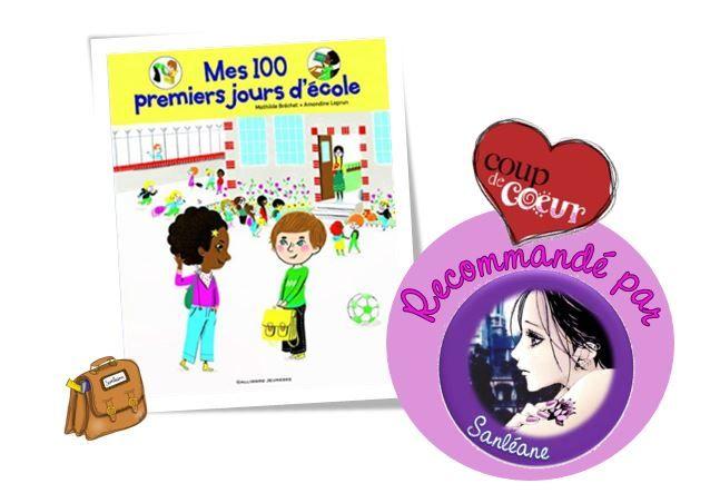 Chaque jour compte - Mes 100 premiers jours d'école .... au CP - Le petit cartable de Sanleane