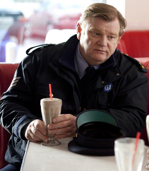 Still of Brendan Gleeson in The Guard (2011)