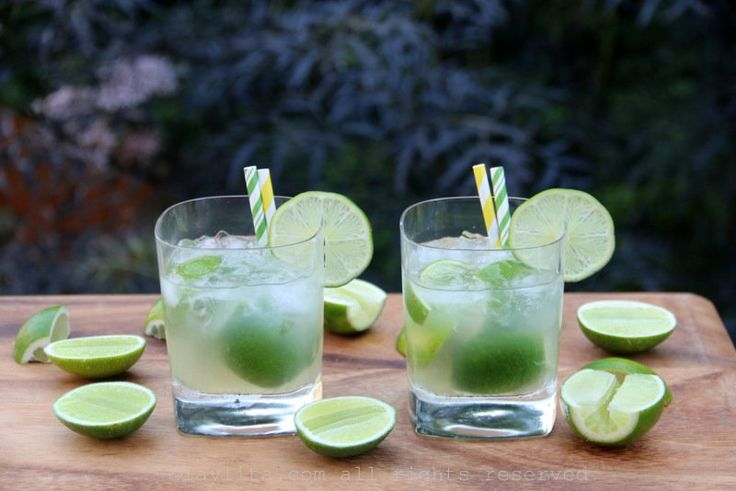 Other caipirinha variations with different types of alcohol: Caipiroska: uses vodka instead of cachaca. Caipisake: made with sake, the best caipisakes are usually fruity ones. Caipirissima: replace the cachaca with rum. Caipimojito: make a mojito and use cachaca instead of rum. Caipirita: magaritas made with cachaca instead of tequila, or Caipirila: caipirinhas made with tequila instead of cachaca