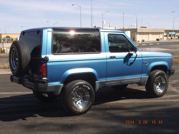 Bronco 2 | 1984 Ford Bronco II XLS 4WD Used Cars in Las Vegas, NV 89104