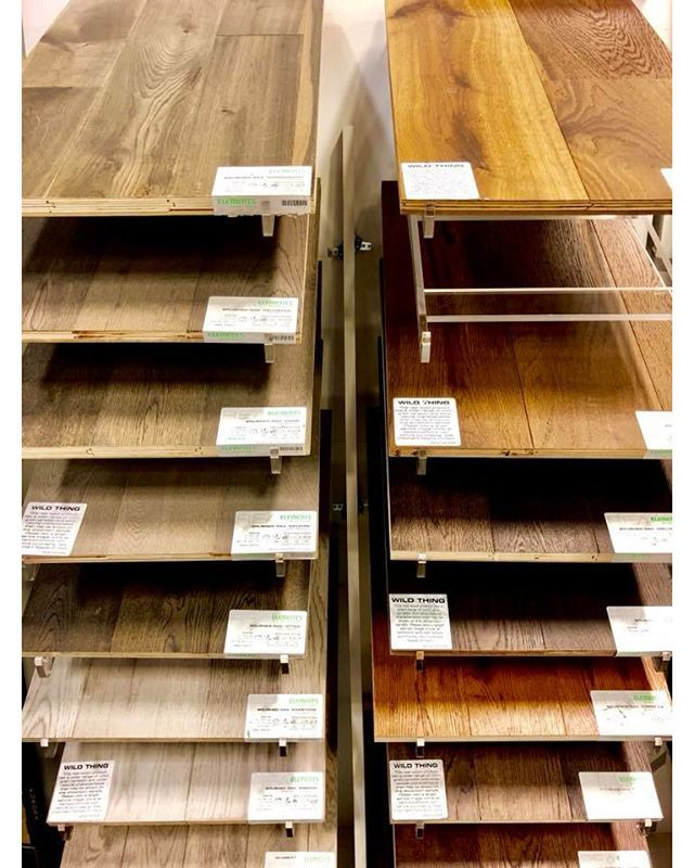 Elements by Kentwood Floors (pictured here) offers a generous selection of genuine wood flooring options at affordable prices. Its real hardwood - within reach!