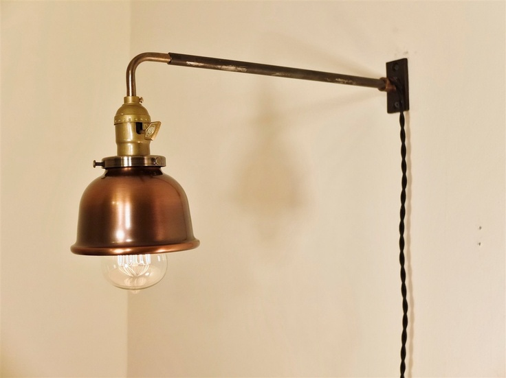 Wall Mounted Citronella Lamps : 1000+ images about Lighting on Pinterest Copper, Industrial and Lamps