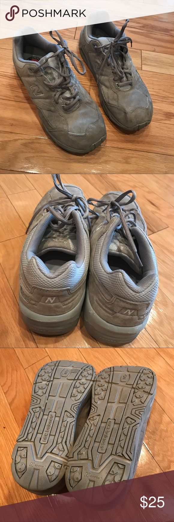 Men's New Balance Walking Shoe Men's New Balance Walking Shoe, Size 11 4E, All suede uppers, Excellent condition - only worn a few times New Balance Shoes Sneakers