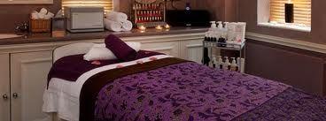 purple spa therapy room - Google Search