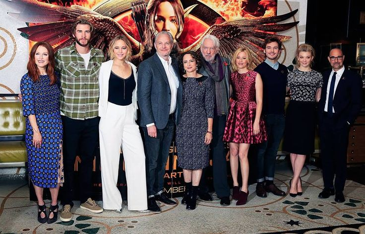 Hunger Games: Il canto della rivolta - Parte 1   Streaming della premiere a Londra