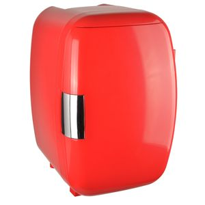 Mini réfrigérateur rouge en plastique La Chaise Longue