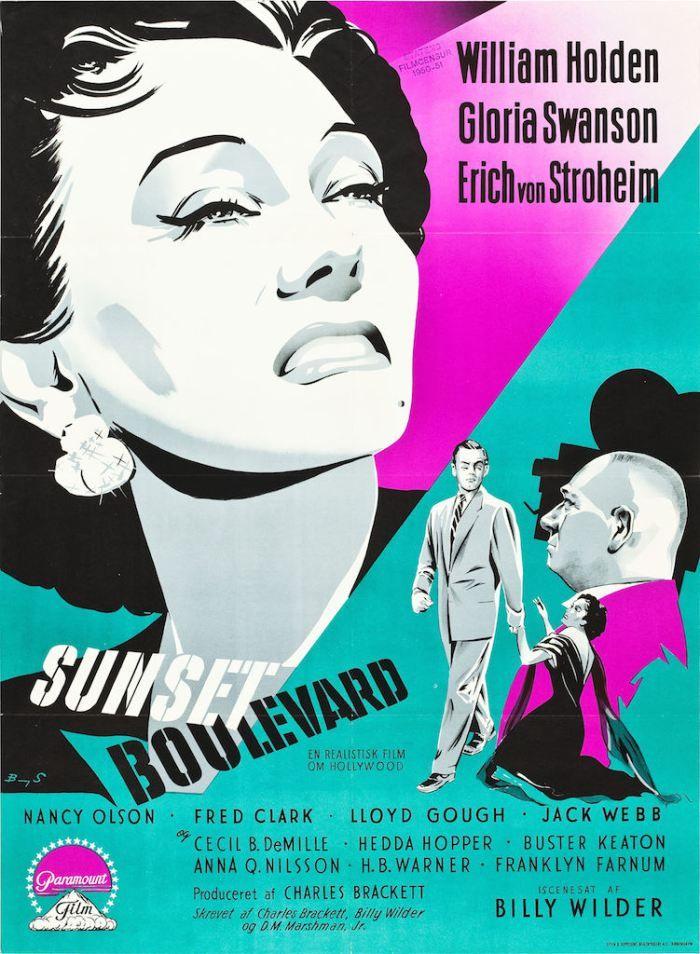 [Film Review] Sunset Blvd. (1950) Tasarım