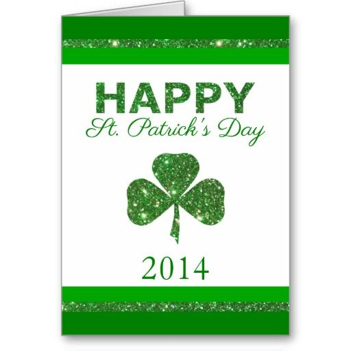 St Patricks Day Greeting Cards | St. Patrick's Day | Pinterest