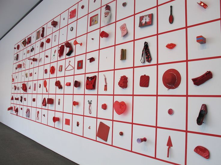 For Fluxus Artist Alison Knowles, Anything Can Be Art: Archive Red Objects
