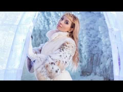 Woman In White Fox Fur Part 28