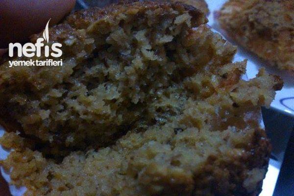 Unsuz Yağsız Şekersiz Kek (Karatay diyeti için uygun) 3