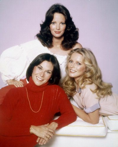 Had an autographed postcard with this image on it! I had sent a picture I drew of Charlie's Angels to their fan club and was so proud to receive a postcard back!