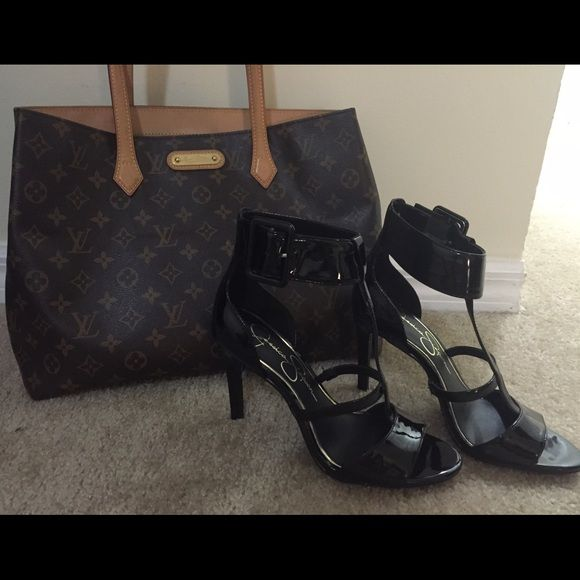Jessica Simpson Black Pumps Brand new  Jessica Simpson Shoes Heels