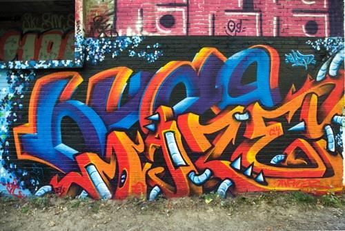 BUDA / MAZEStreet Art
