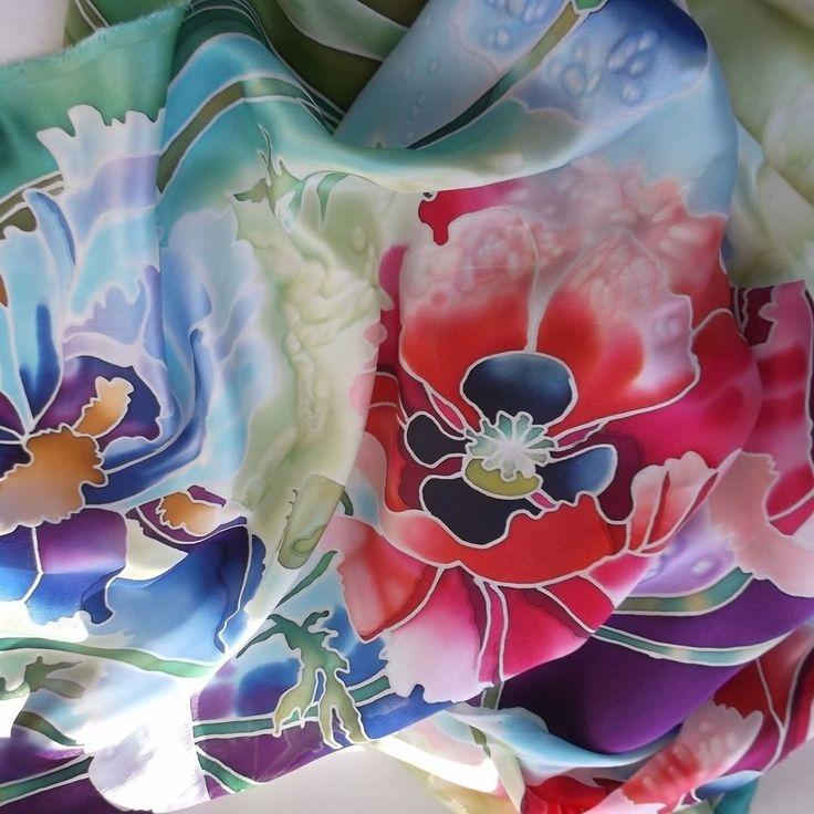 Наверное от того, что хочется лета, рисуются одни цветочки Загружено с помощью сайта instmsk.ru #webinstmskru