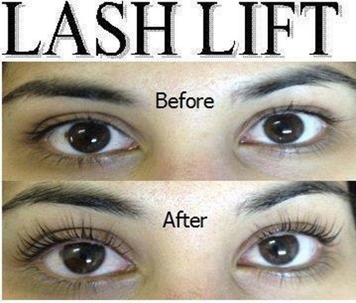 Lash lift - eyelash Perming