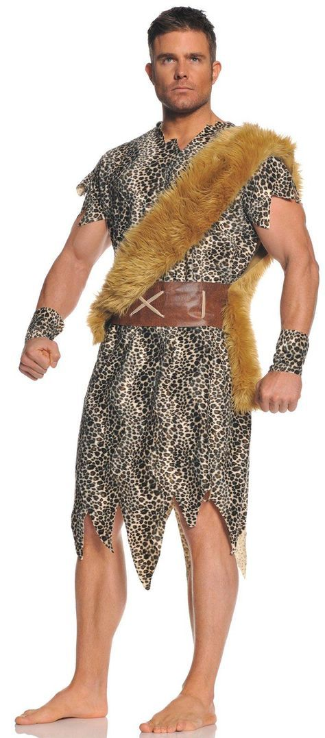 Cave Dweller Cave Man Costume from Buycostumes.com