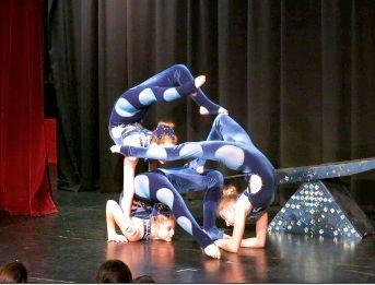 ballet erotic flexibility