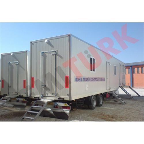 turkey home office. Road-Show - Mobile Home / Office Semi-Trailer Turkey P