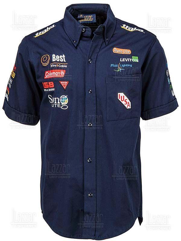 9b5c5f448 Camisa Racing